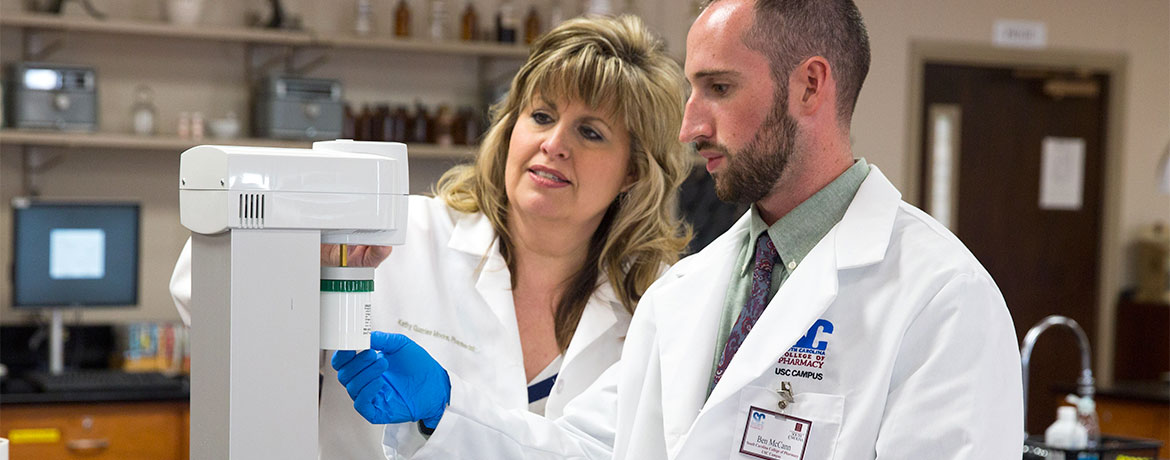 Photo: South Carolina College of Pharmacy at a Glance